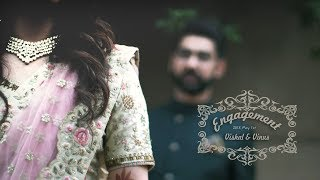 Engagement | Vishal + Vinus | Mumbai | traction Films
