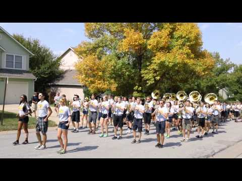 BVHS Homecoming Parade