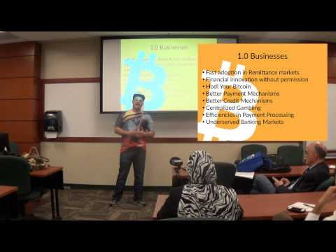 Bitcoin: The Future of Money and Finance At IT Paloooza 2014