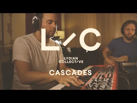 Lydian Collective – 'Cascades' (Live Studio Session)