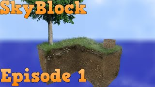 Minecraft : Skyblock SMP : Episode 1 : Friends For Years Thumbnail