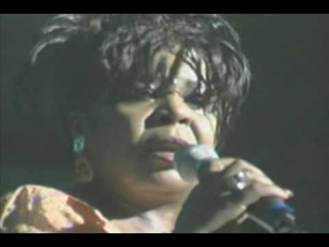VANESSA BELL  ARMSTRONG SINGING SOMETHING INSIDE SO STRONG