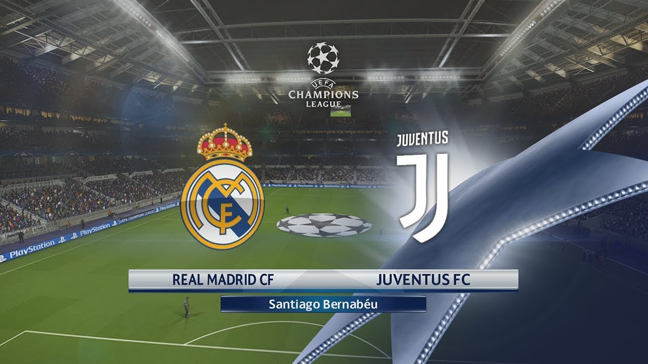 Real Madrid vs Juventus | Cuartos de Final Champions League (11/04 ...