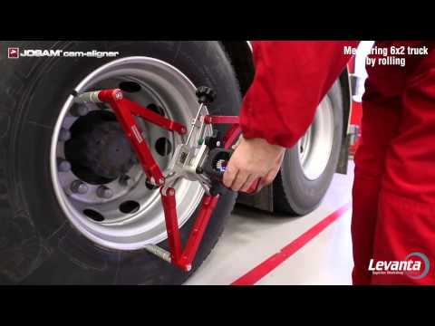 Truck Wheel Alignment Equipment | Levanta