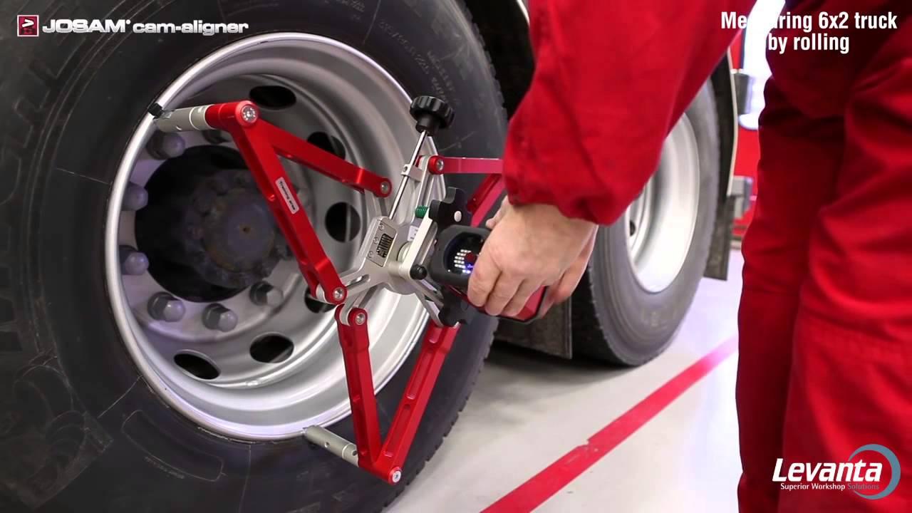 Wheel Alignment Tools >> Truck Wheel Alignment Equipment Levanta