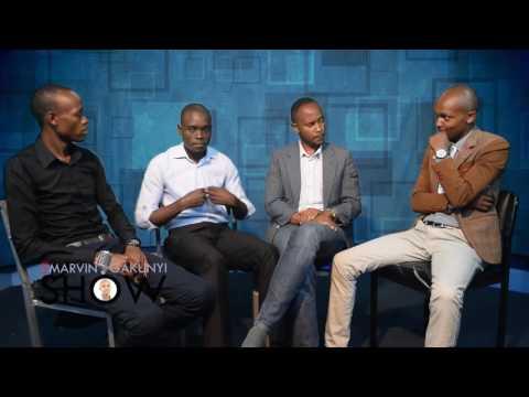 Moi University's MUSO politics, Chairmanship battle 2016. The Marvin Gakunyi Show Episode 5.