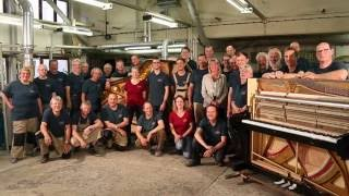 August Förster - Faszinierender Klang durch Handwerkskunst - Pianos und Flügel - Made in Germany