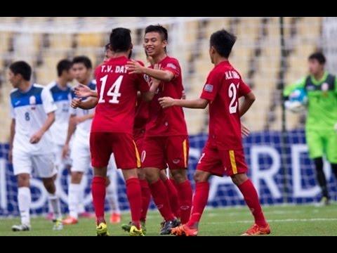 U16 Việt Nam 3-1 U16 Kyrgyzstan  [Full Match] Vòng loại Cup U17 thế giới 22/9