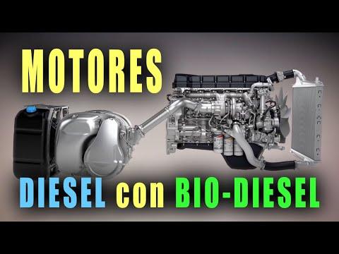 Programa especial: Motores DIESEL con BIO-DIESEL. Lo que hay que saber.