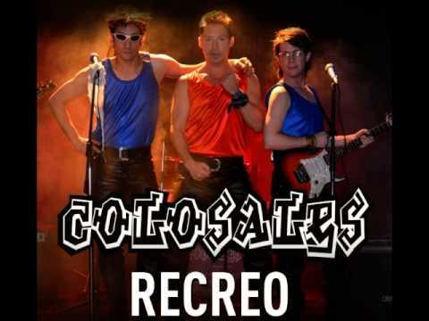 "Colosales - ""Recreo"" (Metronomo Music)"