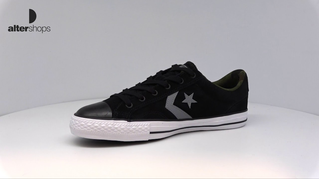 ec56a2c62505 Converse Star Player 159727C - YouTube