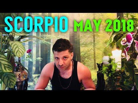 SCORPIO MAY 2018 - GROUNDING! ENERGY & Love - Scorpio May Horoscope Tarot