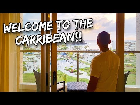 FLYING TO ST. LUCIA - AMAZING! (CARIBBEAN ISLANDS) | Vlog #154