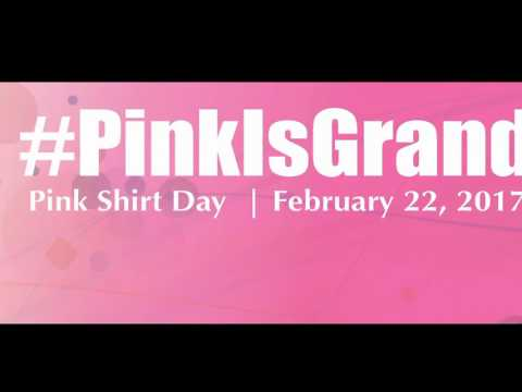 International pink shirt day – buzzpls.Com