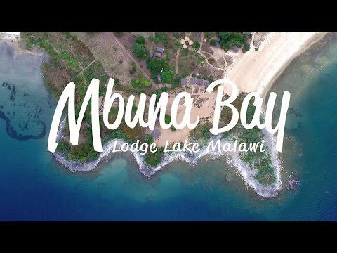 Mbuna Bay Lodge (Lake Malawi - Mozambique): Drone Video