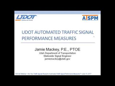 Are Your Traffic Signals Ready for Automated Traffic Signal Performance Measures