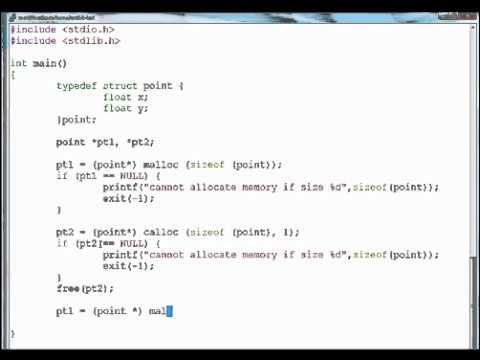 calloc vs. malloc - Difference and Comparison | Diffen
