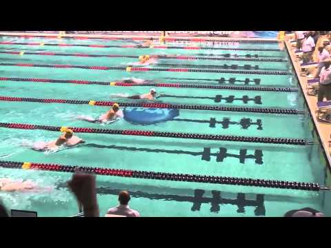 2012 NCAA Division I 200 Breast