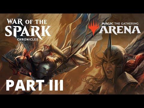 Part III: Storm The Citadel   WAR Chronicles   MTG Arena