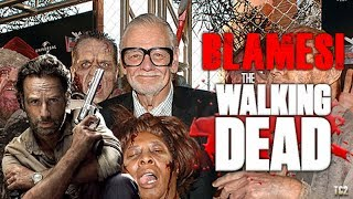 George Romero Blames 'The Walking Dead' For Killing His Next Zombie Movie!