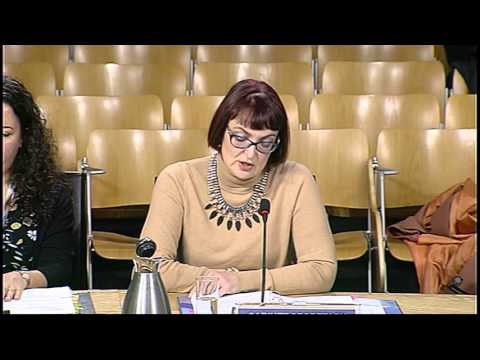 Education and Culture Committee - Scottish Parliament: 8th December 2015
