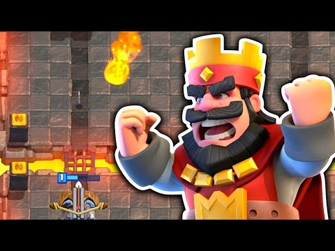 Clash Royale XBOW in PEKKAS PLAYHOUSE! [Level 6 Let's Play]