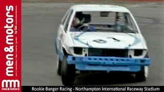 Rookie Banger Racing - Northampton International Raceway Stadium