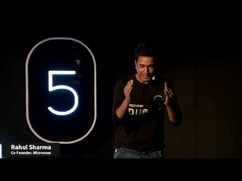 Micromax Dual 5 Mobile Phone Official Launch Event