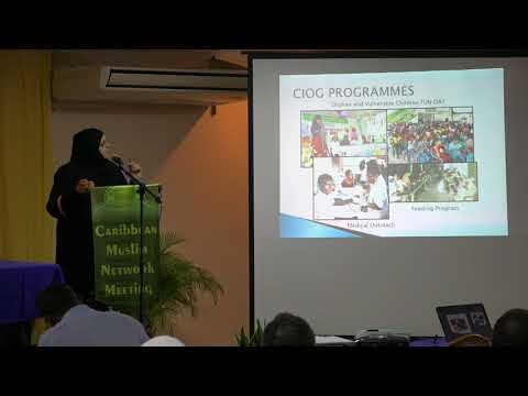 Caribbean Muslim Network Conference 2017 Part 4