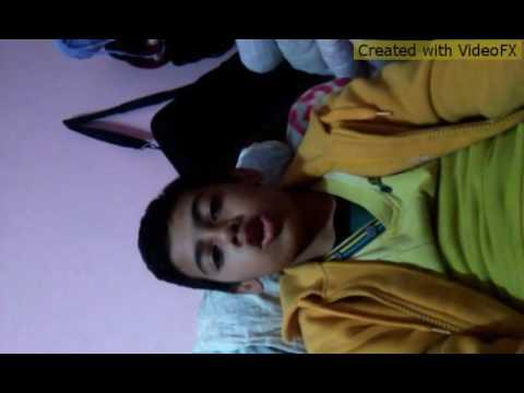 Nepali song   Prem geet   Ma yesto geet gauchu (cover by afzal khan).