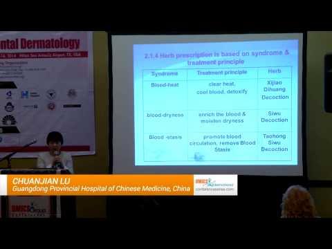 Chuanjian Lu | Guangdong Provincial Hospital of Chinese Medicine | China | Dermatology 2014 | OMICS