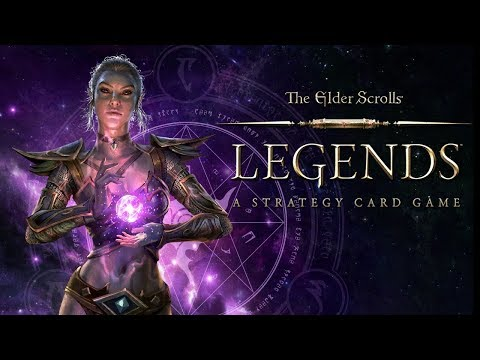 The Elder Scrolls: Legends - Tráiler oficial del E3 2018