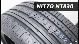 NITTO NT830 /// обзор