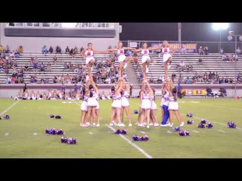 SHS Apache Varsity Football vs Fresno High Warriors Game Sights & Sounds