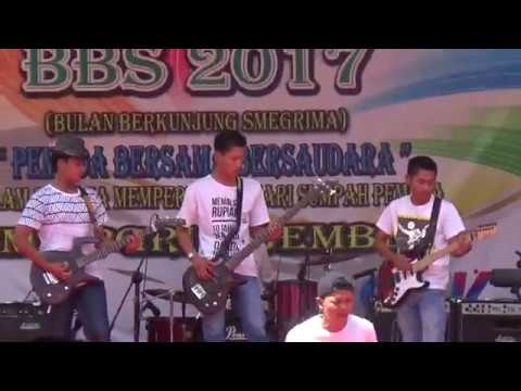 Lagu Last Child Pedih Cover By STARTER Band Smegrima