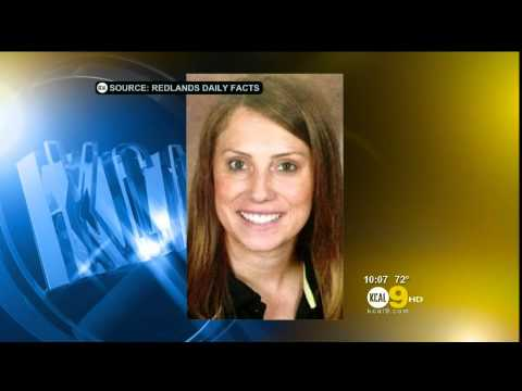 Redlands CA Citrus Valley Teacher arrested, had sexual relationship with student