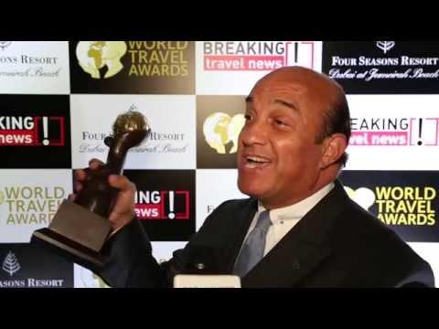 Mr. Nael El-Waary, General Manager, Sofitel Luxury Hotels Abu Dhabi Corniche