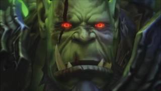 World of Warcraft Legion   The Nighthold 7.1 In Game Cinematic ILLIDAN