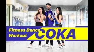 COKA | Bollywood Dance Workout Choreography | FITNESS DANCE With RAHUL