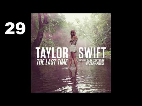Top 60 Taylor Swift songs