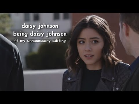 daisy johnson being daisy johnson