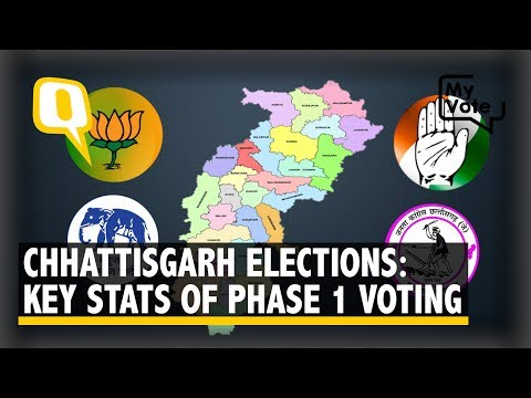 Chhattisgarh Assembly Elections: Key Stats of Phase 1 Voting | The Quint
