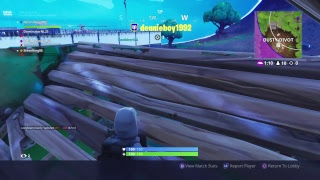 Fortnite Battle Royale - Season 4 PS4 [4-6-2018]