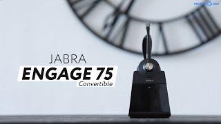Обзор Jabra Engage 75 + Convertable в 4k
