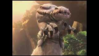 Suggested feet video: Ice Age, Dawn of The Dinosaurs