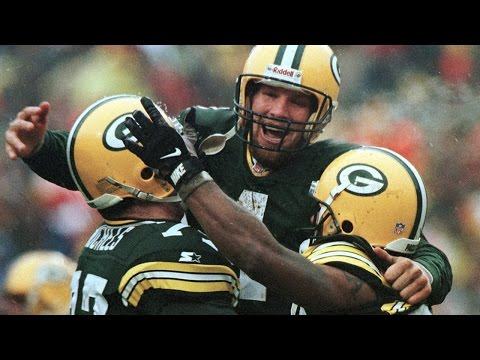 Top 10 Brett Favre Moments as a Packer