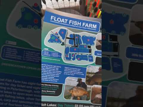 Float Fish Farm Lakes And What's In Them