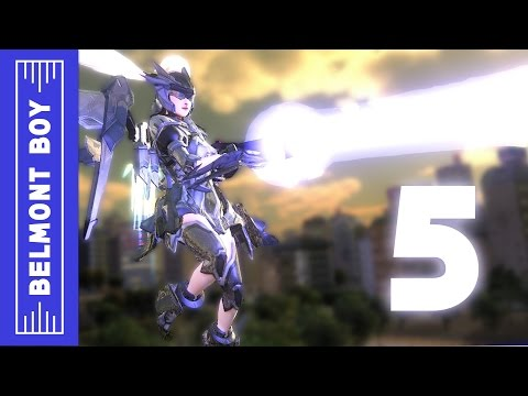 Blot Out the Sky! - Earth Defense Force 4.1 Part 5 (Gameplay / Let's Play) - Belmont Boy