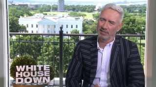 Big Al Talks To Roland Emmerich - White House Down