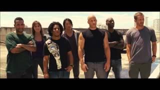 FAST & FURIOUS 7 Trailer Announcement 2015 Vin Diesel, Paul Walker Movie HD 720p
